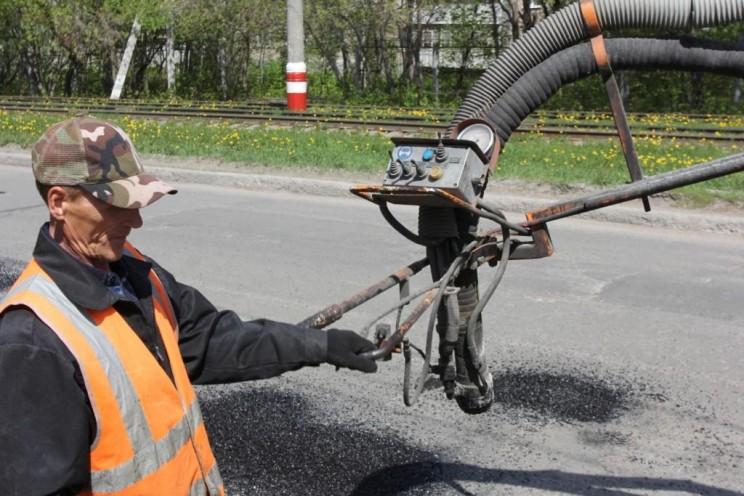 ремонт дорог ульяновск