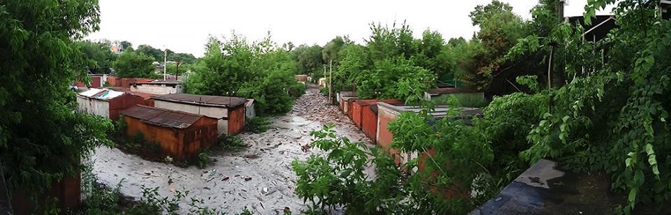 затопило гск 12 сентября 20 06 2016 -2