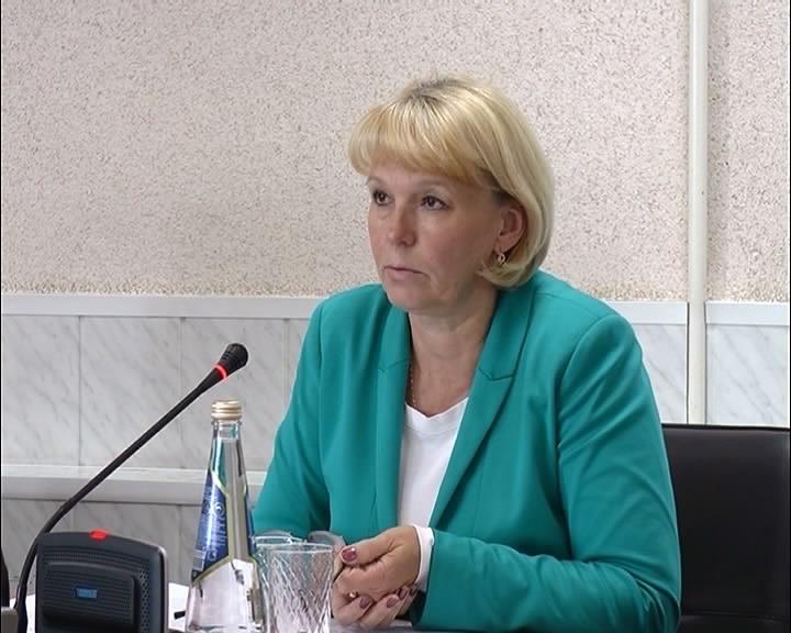 Татьяна Картузова, директор департамента жилищной политики и регионального государственного жилищного надзора - главный жилищный инспектор Ульяновской области.