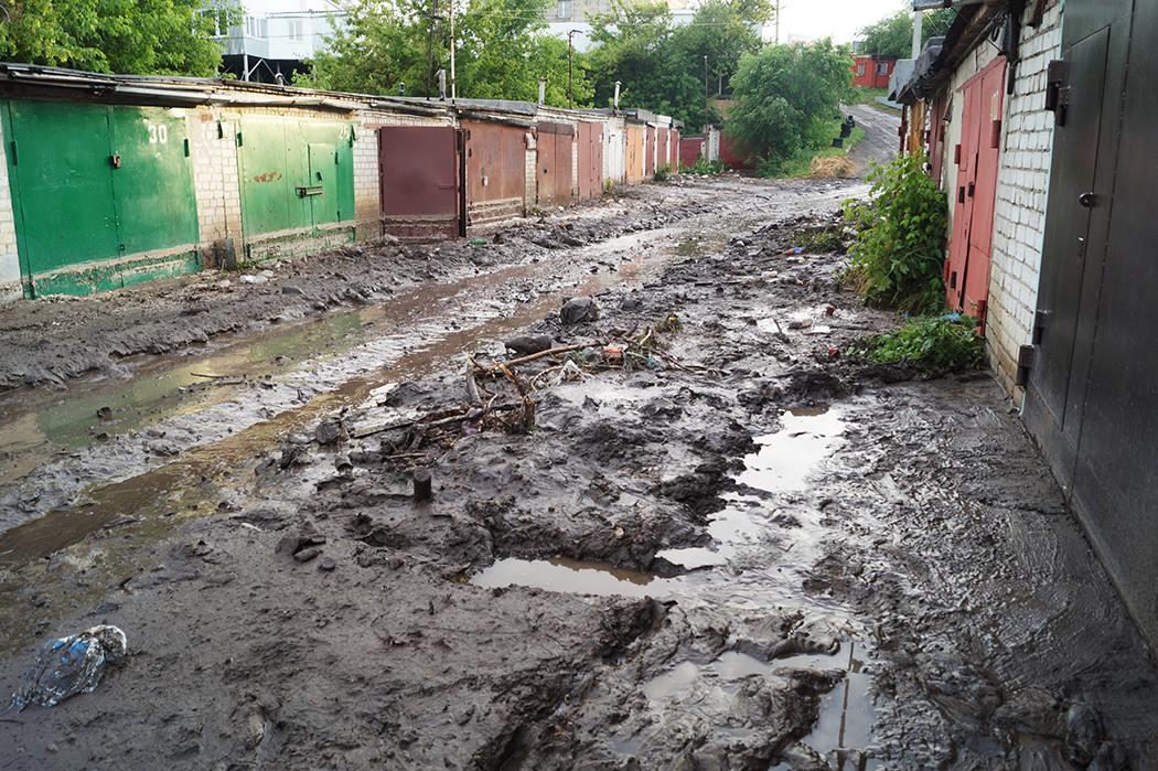 Затопило ГСК на 12 сентября 3