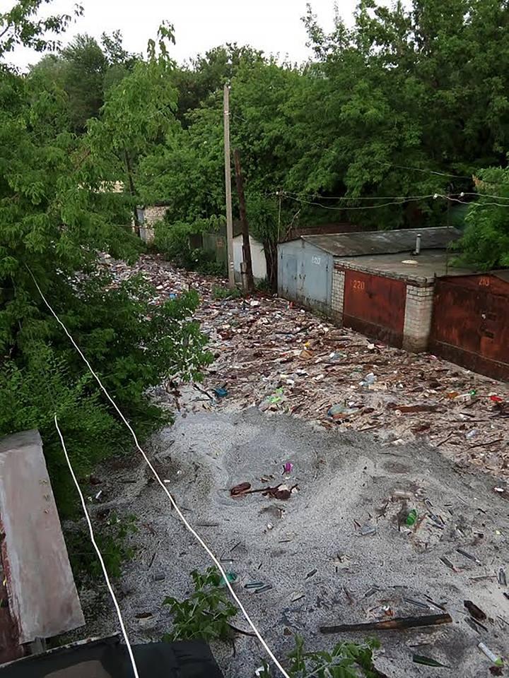 Затопило ГСК на 12 сентября 4