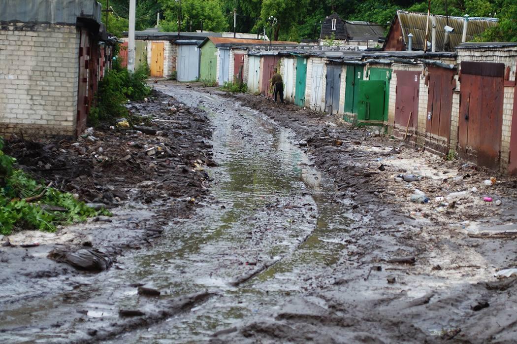 Затопило ГСК на 12 сентября 5