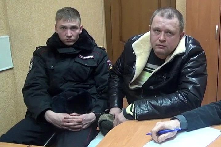 Коллектор Дмитрий Ермилов, обвиняемый в поджоге ребенка