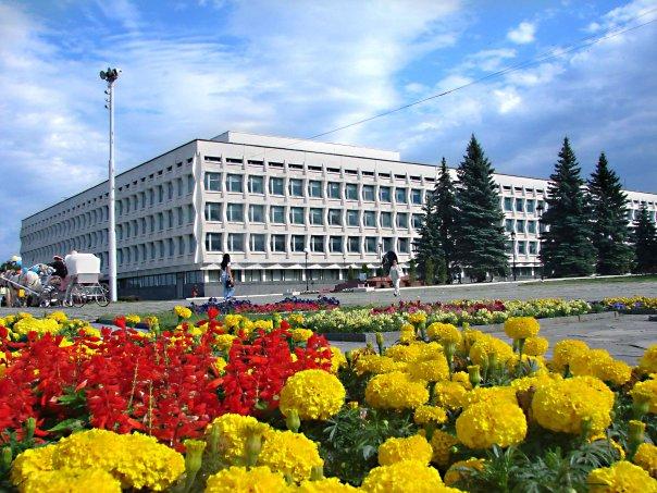 Здание УлГПУ им И.Н. Ульянова