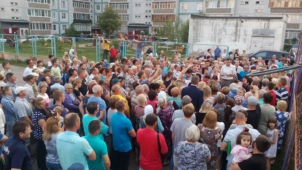 Кто стоит за рейдерским захватом ульяновского ТСЖ 'Репино' ?