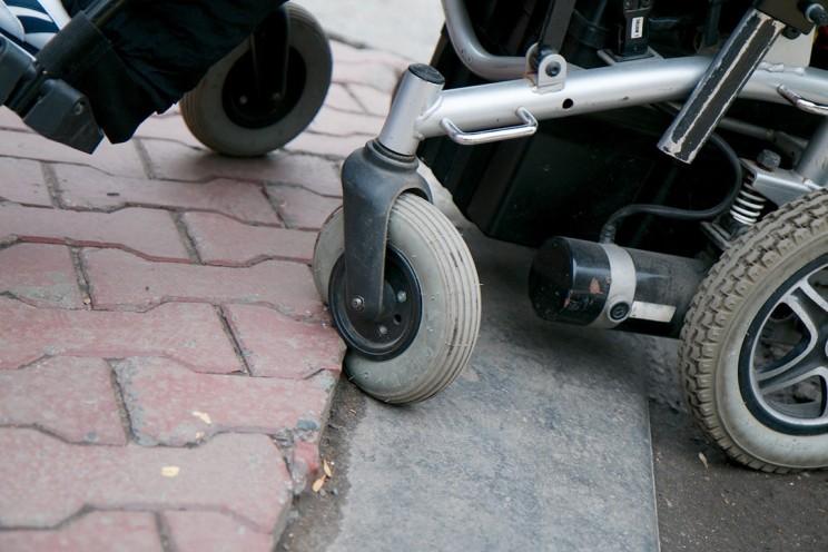 на проблемы инвалидов в Ульяновске не обращают внимания