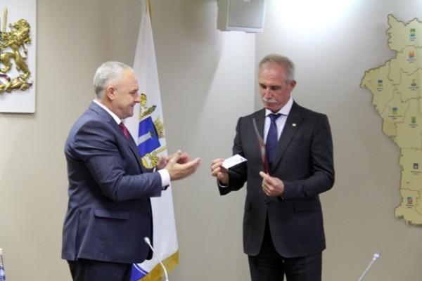 Сергей Морозов зарегистрирован как кандидат в губернаторы Ульяновской области