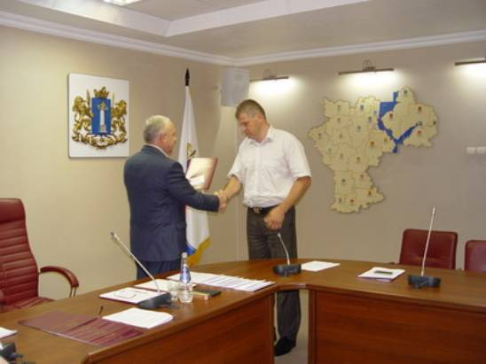 Алексей Куринный зарегистрирован как кандидат от КПРФ на должность губернатора Ульяновской области