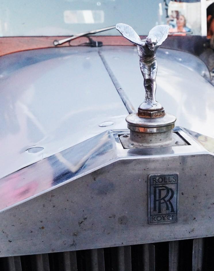 Rolls-Royce японской команды