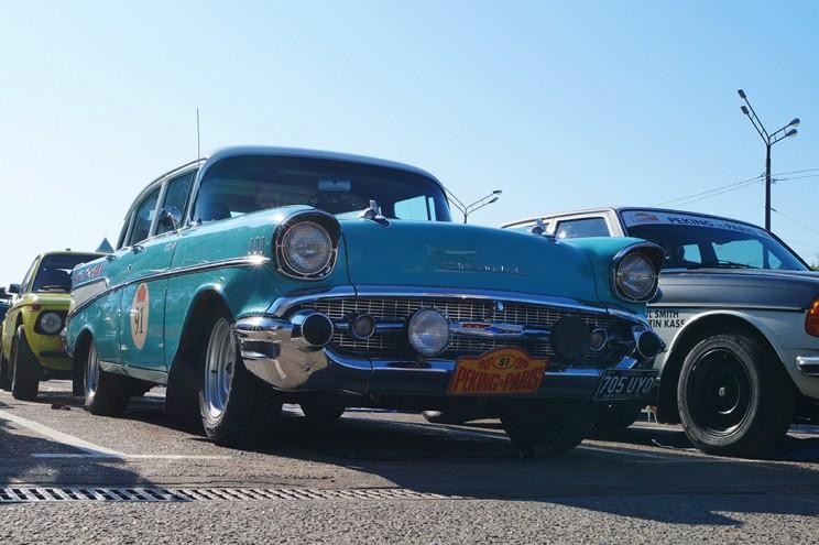 Chevrolet из эпохи космических автомобилей