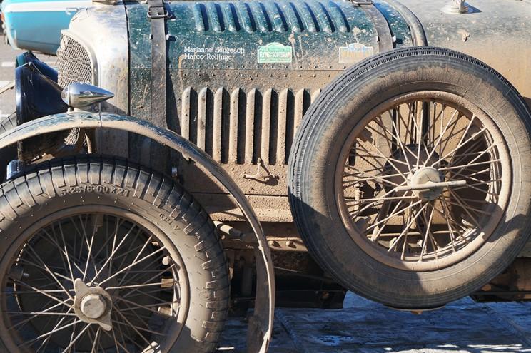 Не все Bentley отполированы