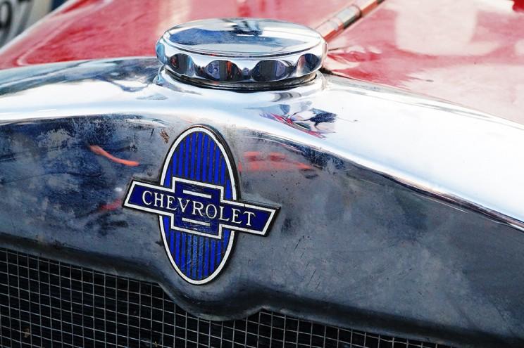 Chevrolet итальянской команды
