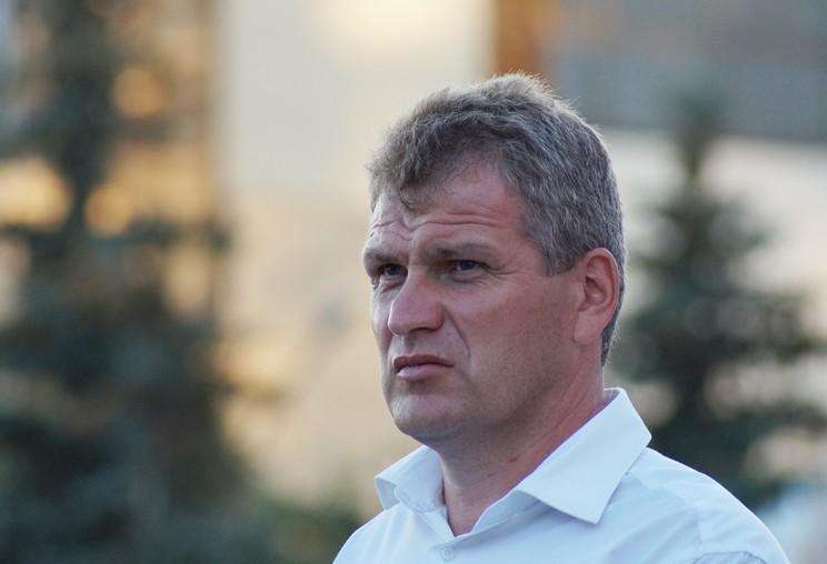 Алексей Куринный, руководитель регионального отделения КПРФ в Ульяновской области