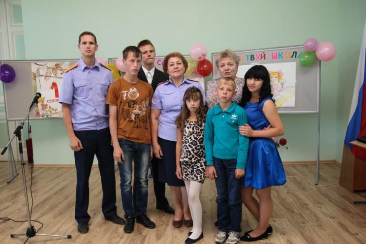 Сотрудники Следственного управления по Ульяновской области посетили детский дом «Остров детства»