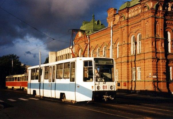 Ульяновскэлектротранс