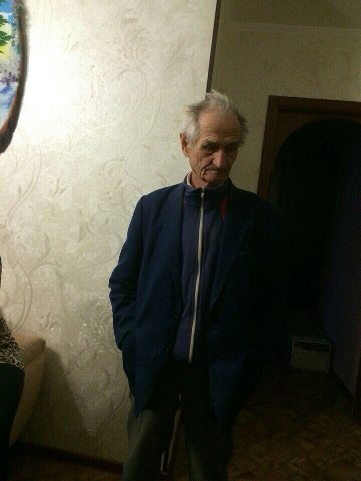 ск просит помочь найти пенсионера