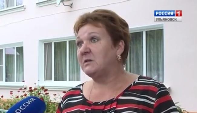 сидоранова, фото ГТРК Волга