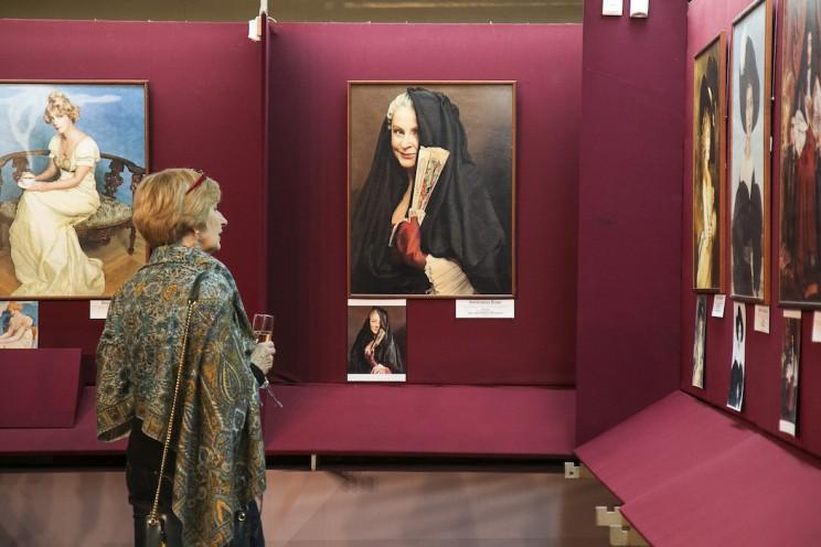 В Ульяновске открылась фотовыставка Екатерины Рождественской 8
