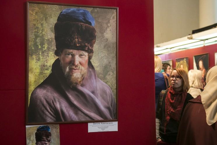 В Ульяновске открылась фотовыставка Екатерины Рождественской 3