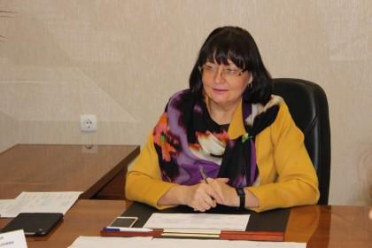 Марина Павловна Беспалова