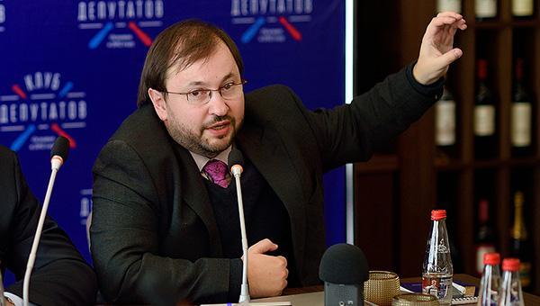 """Михаил Виноградов, президент Фонда """"Петербургская политика"""""""