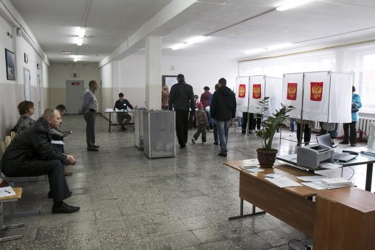 выборы в ульяновской области