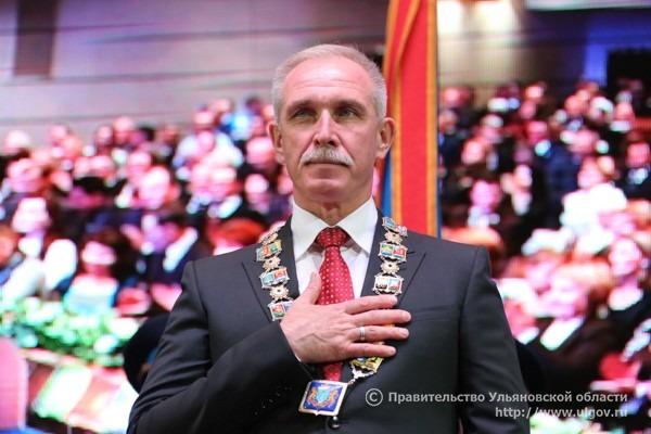 Сергей Морозов инаугурация 4