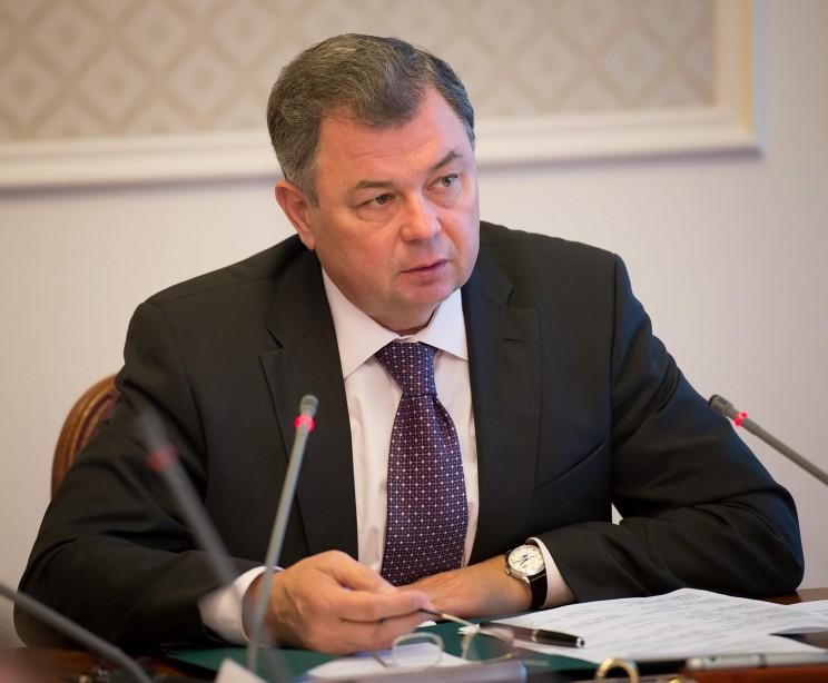Анатолий Артамонов, губернатор Калужской области. Фото: http://nedelya40.ru/