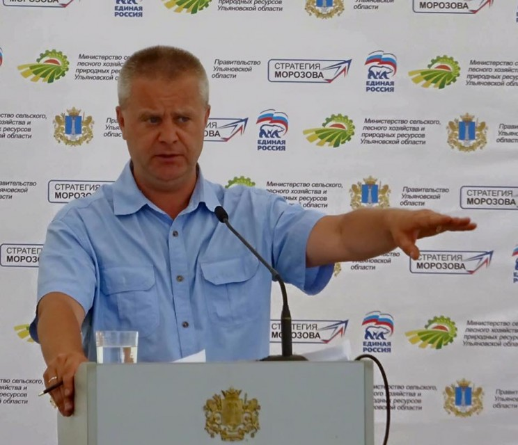 Обещанная революция в министерстве сельского хозяйства началась: Дмитрию Федорову и Александру Братякову указали на дверь.