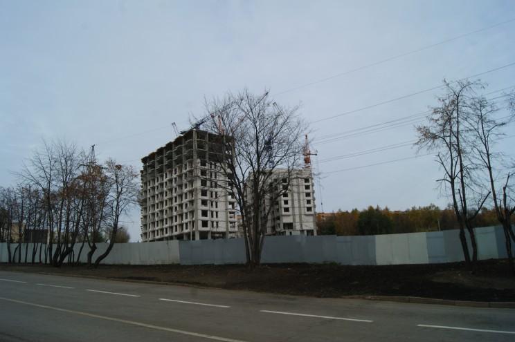 Фотографии жилого комплекса