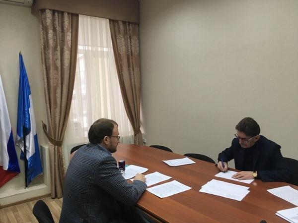 «Единая Россия» выдвинула кандидата в областной парламент