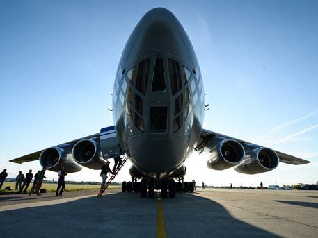 Летающая лаборатория А-100 для будущего авиакомплекса AWACS совершила первый полет
