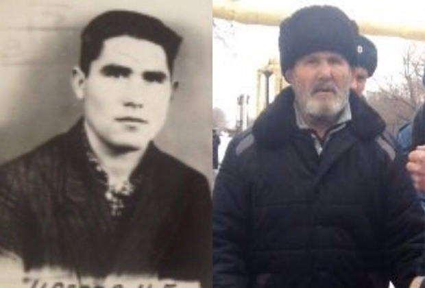 Следователи доказали, что молодой станичник Цветов (слева) и матерый уголовник Маслов (справа) — один и тот же человек Фото: предоставлено СУ СКР по Ростовской области