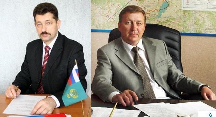 Геннадий Спирчагов и Владимир Камеко