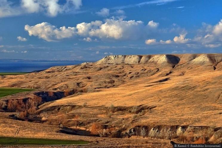 Сенгилеевские горы фото Камиль Багаутдинов