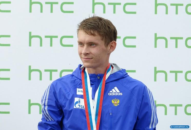 Юрий Шопин, ульяновский биатлонист