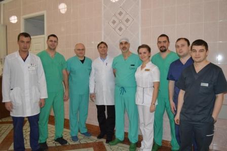 коллектив врачей