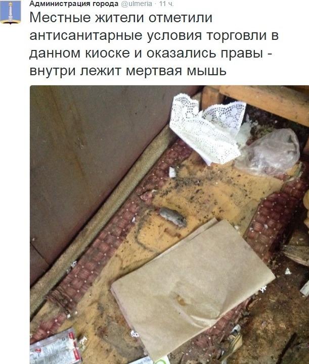 Мотивация мэрии, почему надо демонтировать киоск на Радищева, 160.