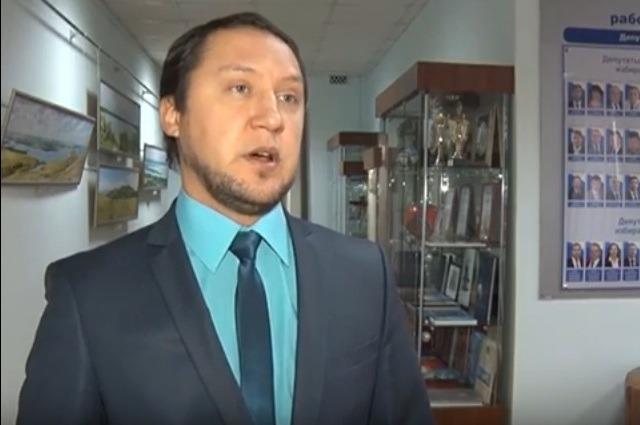 Павел Антонов, начальник управления по развитию предпринимательства, инвестициям и потребительского рынка администрации города Ульяновска.