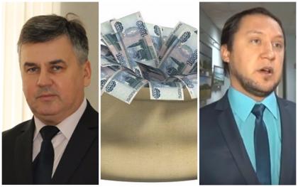 Наиль Юмакулов Павел Антонов