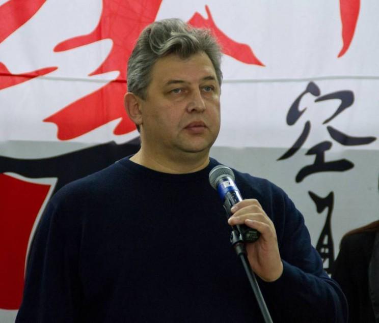 Экс-глава администрации Заволжского района Ульяновска Сергей Милушкин, сменивший Кузьмина и смененный Наилем Юмакуловым.