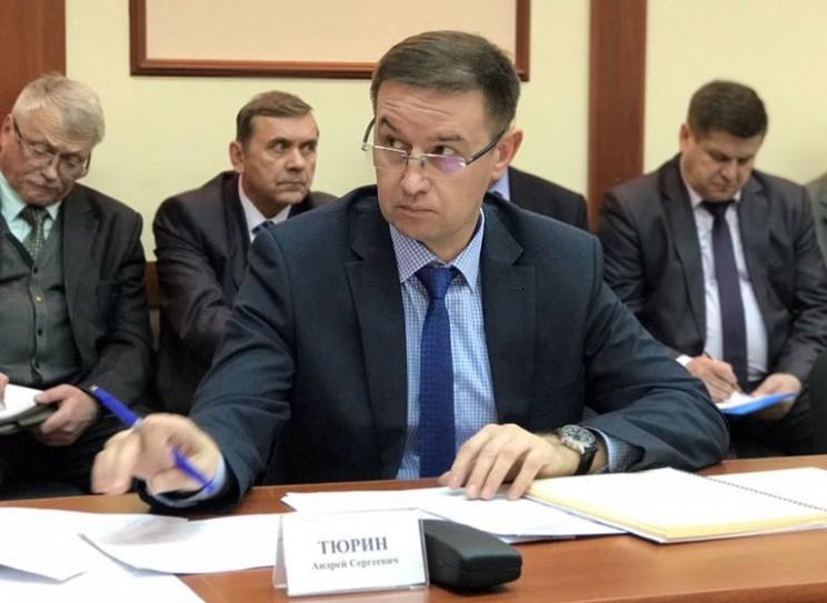 Андрей Тюрин, бывший главный дорожник Ульяновской области, ныне первый заместитель председателя правительства Ульяновской области.