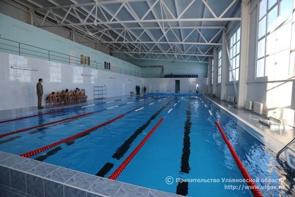 В поселке Новая Малыкла Ульяновской области заработал ФОК с бассейном 2