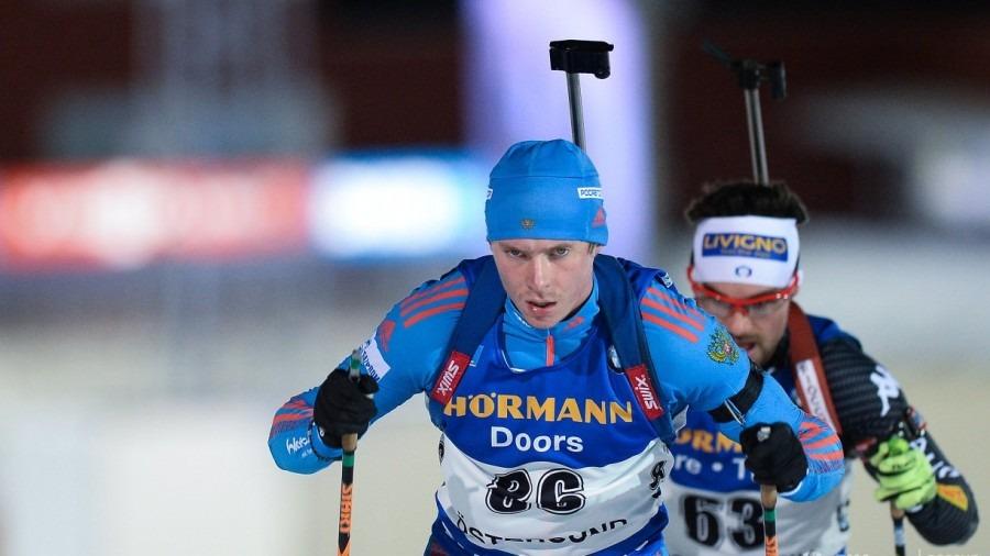 Биатлонист из Ульяновска Юрий Шопин стал четвертым в индивидуальной гонке на чемпионате Европы-2017 в Польше