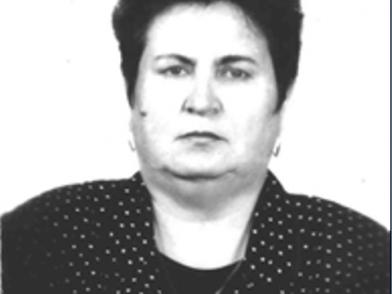 Аристова Валентина Викторовна пропала 22 декабря 2016 года.