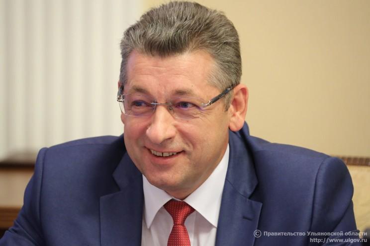 Геннадий Спирчагов, руководитель управления ФАС по Ульяновской области.