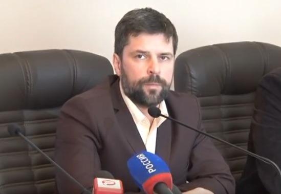 Игорь Бычков, начальник управления дорожного хозяйства и транспорта администрации Ульяновска.