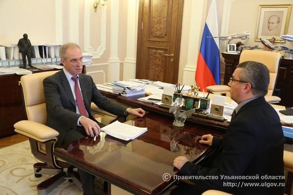 Сергей Морозов и Александр Братяков.