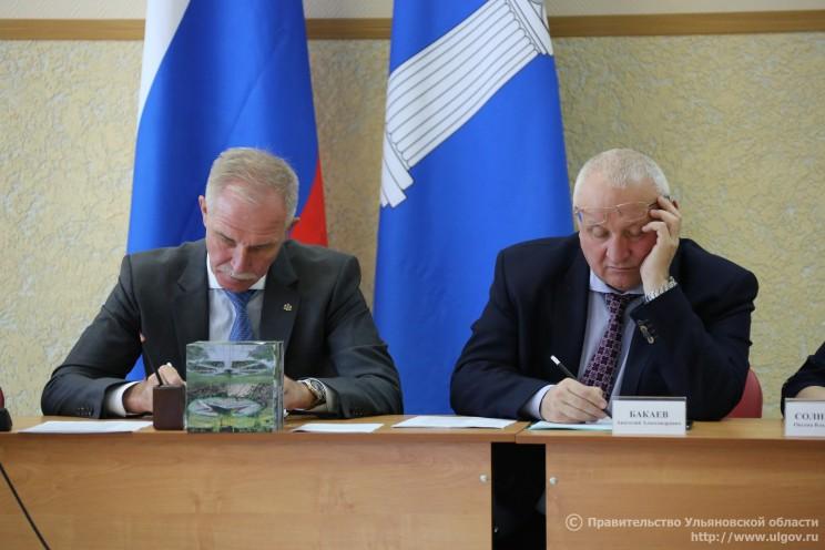 Морозов и Бакаев, декабрь 2016