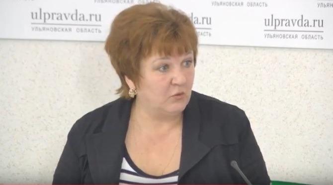 Нина Сидоранова директор фонда модернизации жилищно-коммунального комплекса Ульяновской области.